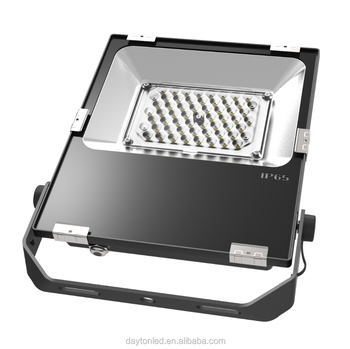 Most powerful high temperature resistant die cast aluminum dimmable led outdoor flood light