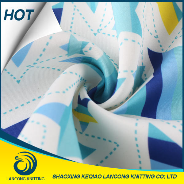 2016 LANCONG types of jacket fabric material, microfiber bed sheets, designer shoe bags fabric