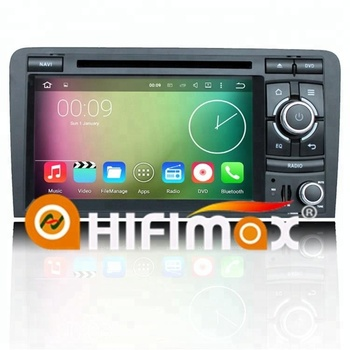 HIFIMAX Android 6.0 Car Audio For Audi A3 (2003-2011) Android OS DVD GPS Navigation System Octa Core 32G ROM Wifi Bluetooth