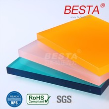 10mm Colored Flexible Acrylic Board Plate PMMA Sheets Cheap Price Plexiglass
