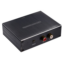 Best optical coaxial digital audio to analog audio converter
