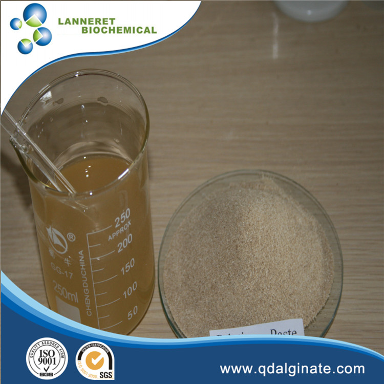 low viscosity sodium alginate / CMC for printing grade in 600cps