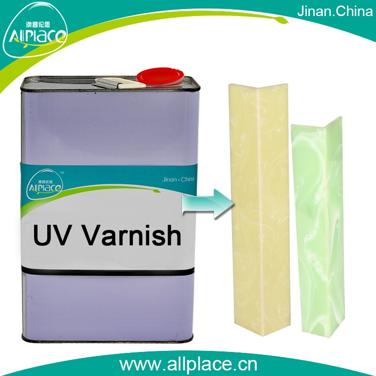 UV curable marble floor paint uv coating