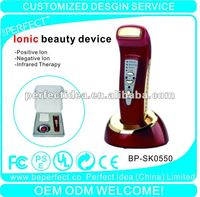 Handheld Beauty spa galvanic facial massager