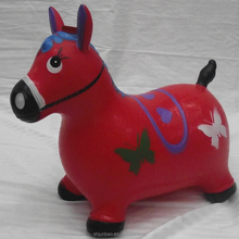 High Quality PVC Custom Inflatable Jumps Toy Animals For Kids