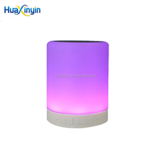 Disco Light Wireless Speaker for All Wireless Devices speaker with led light
