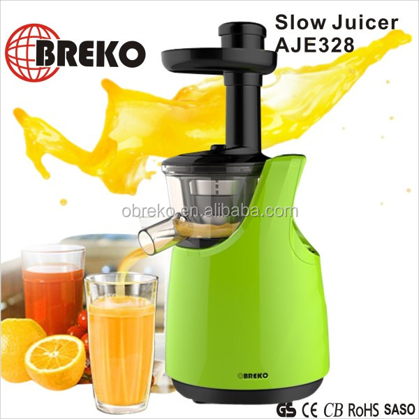 Guangdong Factory slow juicer machine,juice bar equipment for sale