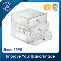 Top quality shoping mall acrylic jewelry display case for shop