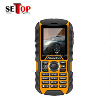 Cheapest Rugged IP68 Waterproof Dustproof Shockproof Feature Mobile Phone