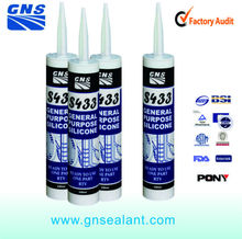 Auto lifetime waterproofing Silicone Sealant