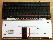 teclado studio 1555 backlit black color Latin/Spanish/SP/LA laptop keyboard NSK-DC11E 0D796C