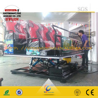 5D mobile movie theater 5d motion cinema system for sale