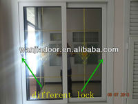 Factory competitive price Plastic glass window