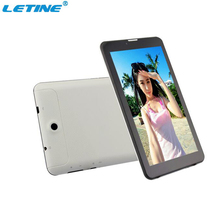 New Arrival 7 inch 3G + GPS + Blutooth 1gb/8gb MTK 8382 Quad core tablet pc HD 1024*600 screen protector Trade Assurance