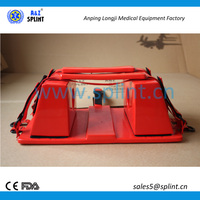 CE adult backboard head immobilizer