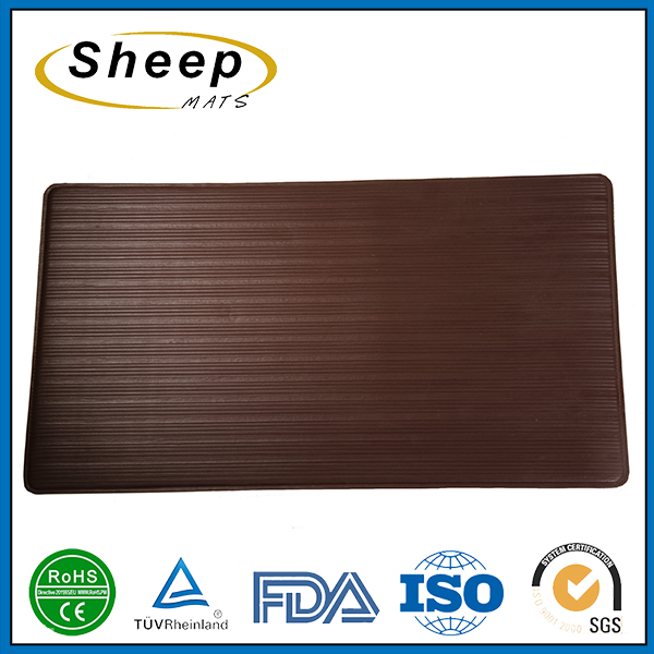 Professional blood circulation anti-fatigue industrial rubber electrical safety mats