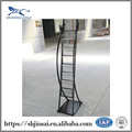 Trade Assurance Hot Sale High Quality Metal Display Racks Display Wire Magazine Rack