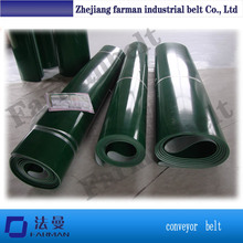 Factory produced conveyor belt, High Quality Corrugator sidewall PVC conveyor belt