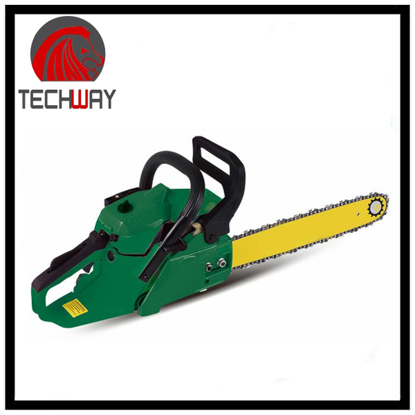 cheap price timber cut chainsaw 4500 gasoline hand chain saw