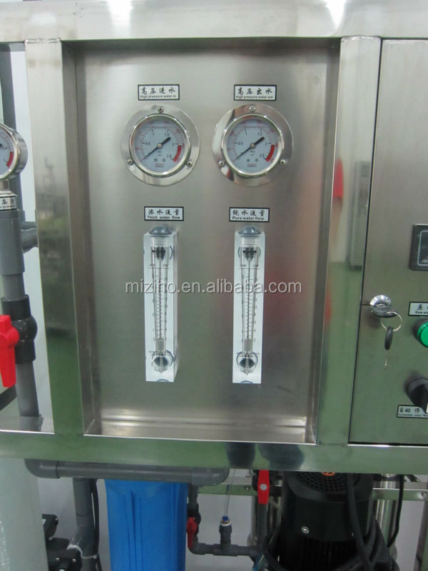 MZH-RO Reverse Osmosis System Water Treatment Machine