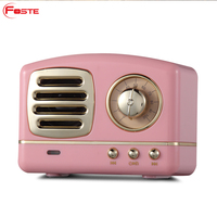 2018 Fashion Design Products Mini wireless Speaker Bluetooth, TV/Radio Shape portable wireless Bluetooth Speaker