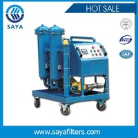 Customized Specialist used engine oil purifier recycling system ZLY-1 with low noise