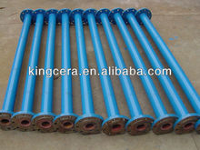 Steel pipe for coal fired thermal power plant