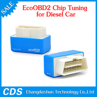 EcoOBD2 Diesel Car Chip Tuning Box Plug and Drive OBD2 Chip Tuning Box Lower Fuel and Lower Emission