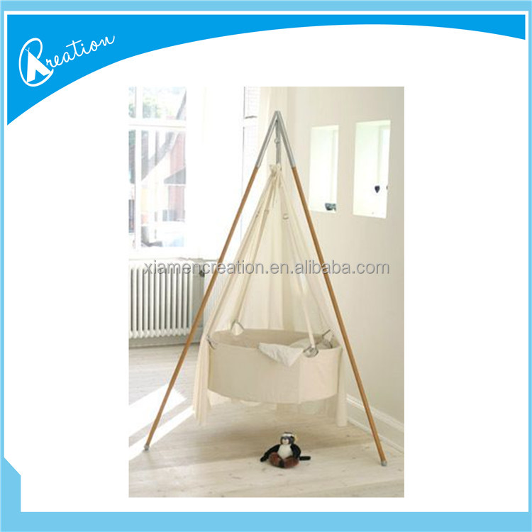 silk printing folding bed camping tent for child