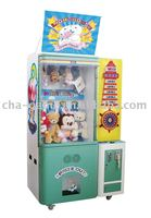 light house lottery ticket game machine toy vending machine