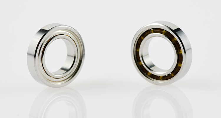 440C Stainless MR74 Bearing, 4mm x7mm x1.6mm Ball Bearing, MR74Z Bearings