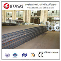 ASTM A36 hot rolled ship building mild carbon steel plate
