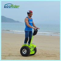factory promotion price 2 wheel 21 inch folding electric scooter chariot segboard for travel