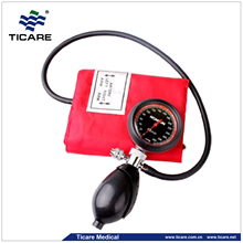 Different Type Of Non-Mercurial Sphygmomanometer With Single Tube