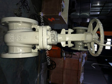 Rising stem big size Gate valve