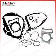 HAISSKY motor parts complete gasket kit of many colors