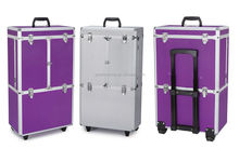 EXTRA LARGE PROFESSIONAL GROOMING TOOL CASES on WHEELS - Storage for Groomers