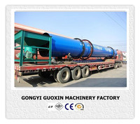 Widely In Used Philippines Coconut Shell Dryer Machine