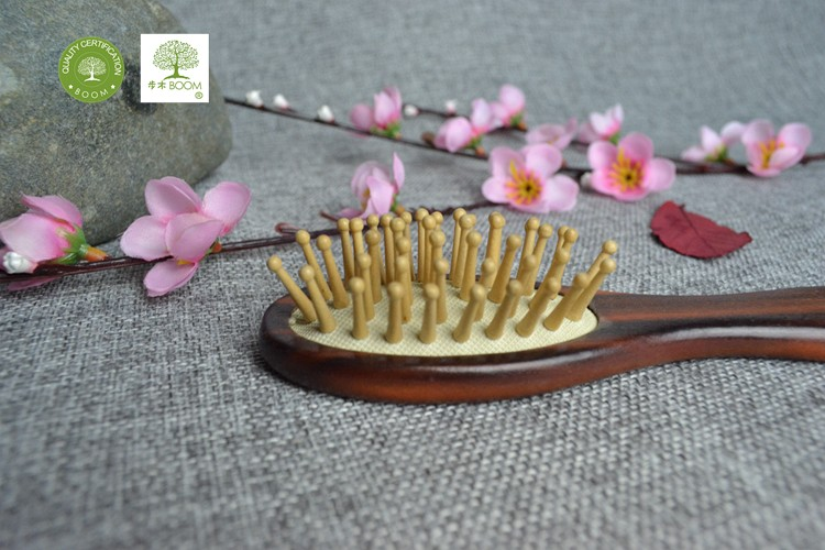 11 years experience professional wooden hair brush tek wholesale , Eco-Friendly wooden brush ball hair