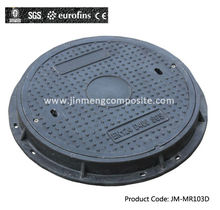 Free maintenance manhole lid in china with Bs En124