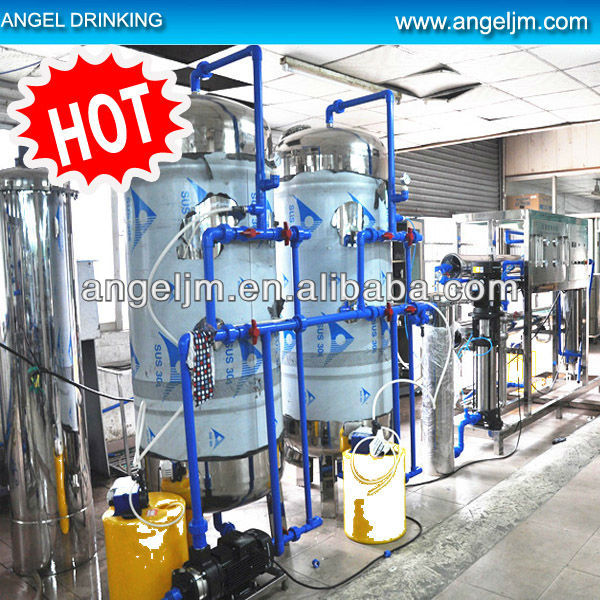 This year China New products Ro water treatment plant/water treatment equipment/ro pure water system
