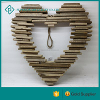 Heart shaped Driftwood vintage Home Decor for home