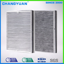 Custom Size Air Purifier Hepa Replacement Filters, Portable Carbon Filter For Tvoc Removal