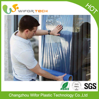 Free Sample Worldwide Surface Protection Adhesive Gila Window Film