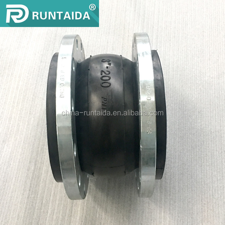 Sale off escapement pn16 water pipe epdm expansion rubber joints in dubai