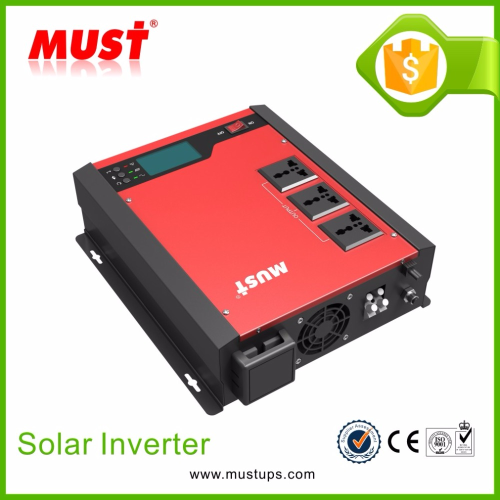 MUST Home Solar Systems 2400VA Welding Inverter 50A PWM Solar Systems