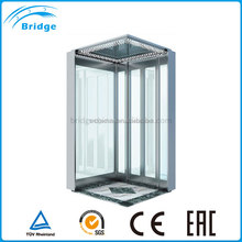 400kg small construction elevator for hotel