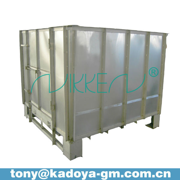 1000L stainless steel semen container