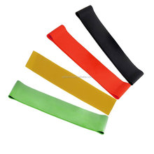 First Grade Malaysia Latex Resistance Loop Band Hight Elastic Rubber Exercise Band
