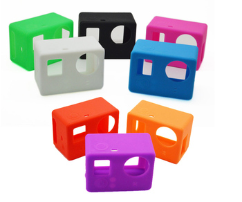Hot sale gopros silicone Case for GoPros 4/3+/3